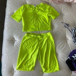 2 piece outfit set